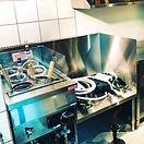 厨房導入事例:CASE3:ラーメン(茹で麺機)