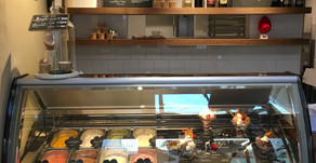 【PORTFOLIO】[厨房]|-ジェラート専門店ー京都河原町