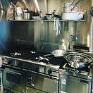 厨房導入事例:CASE1:バル(加熱機器類)
