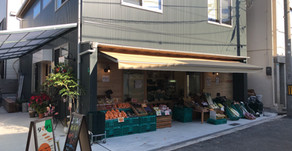 【PORTFOLIO|厨房】ゆっくりとほっこり過ごせるカフェ店・寄り道したくなる八百屋店-大阪阿倍野