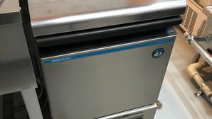 【中古|厨房機器:納品実績】製氷機|ホシザキ|IM-25Mー1|2016年|幅395奥行450高さ770|Eテンポ厨房.COM大阪