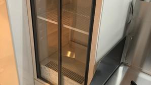 【中古|厨房機器:納品実績】冷蔵ショーケース|ホシザキ|SSBー48CTL2|2013年|幅485奥行450高さ1080|Eテンポ厨房.COM大阪