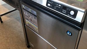 【中古厨房機器:納品実績】食器洗浄機 ホシザキ JWE-400TUA 2013年 幅600奥行600高さ850 Eテンポ厨房.COM大阪