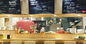 【PORTFOLIO】[厨房]|素材のこだわりを演出した厨房空間-イタリアンバル