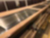 厨房導入事例:CASE4:鉄板焼(鉄板カウンター)