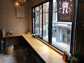 施工事例:心斎橋:カフェ