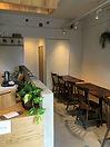 厨房導入事例:CASE2:カフェ(店内画像)