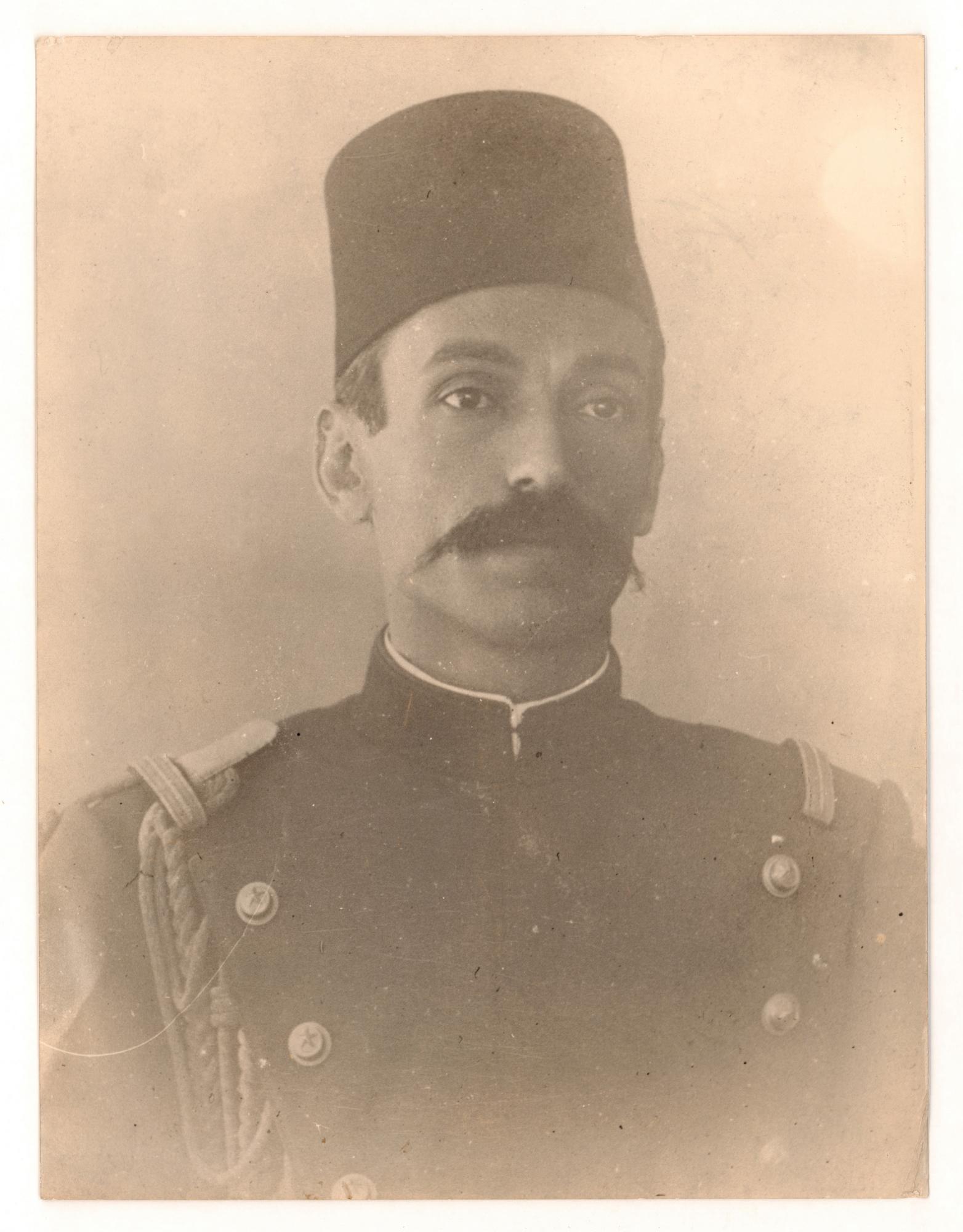 Sevket Bey 1890's