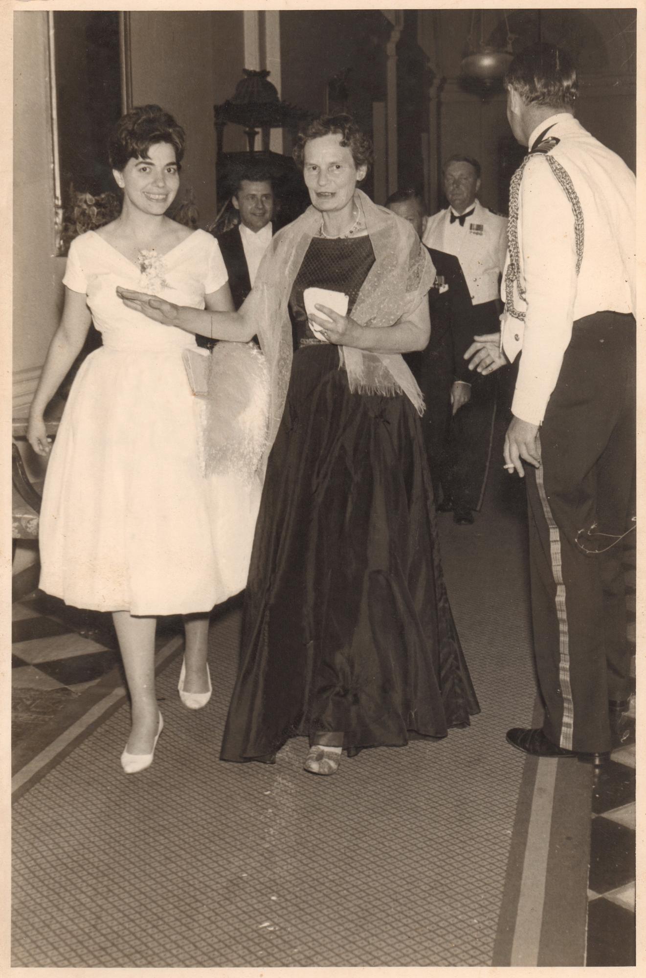 Yıldız Moran, 1950's