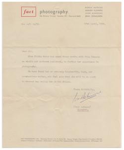 Fact Photography 17 April 1952