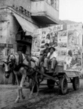 THE QUEEN OF SPADES/ KUMARBAZ, Mersin, Turkey 1955