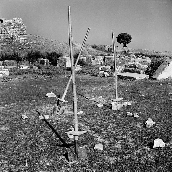 THREE / ÜÇ, Antalya, Turkey 1955