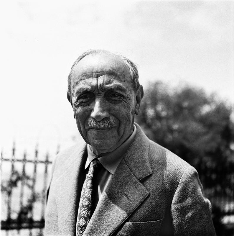 AHMET FERİT TEK, 1955
