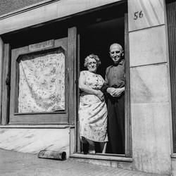 TAILOR & HIS WIFE / TERZİ VE KARISI