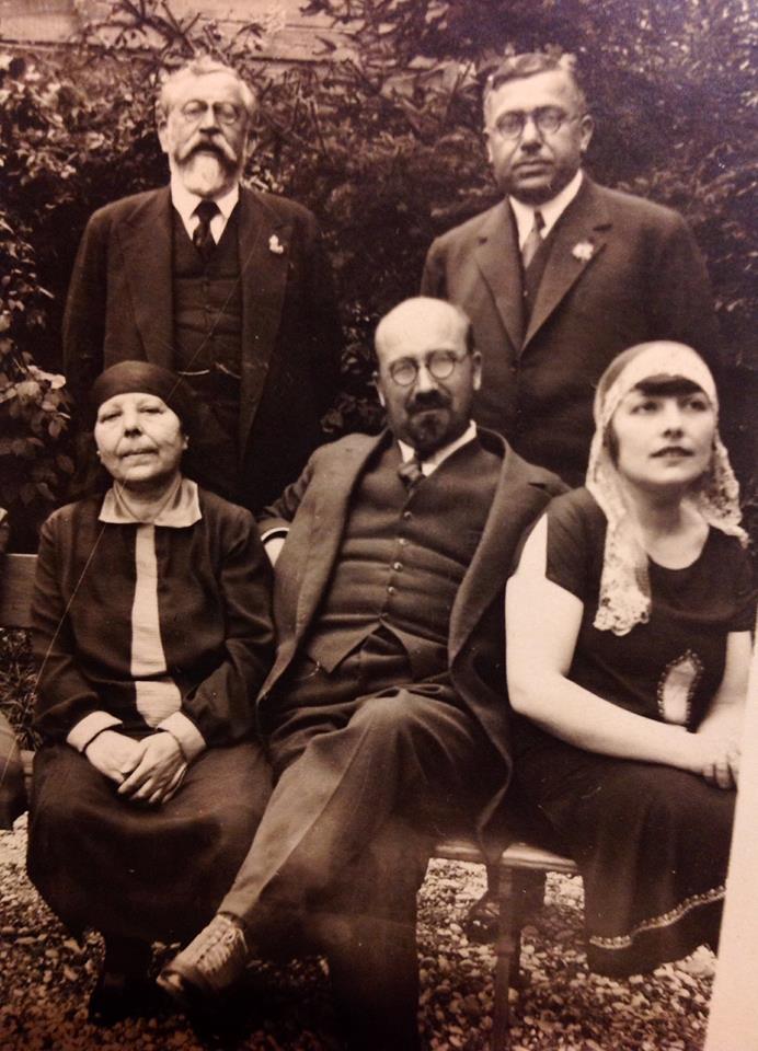 Family 1927