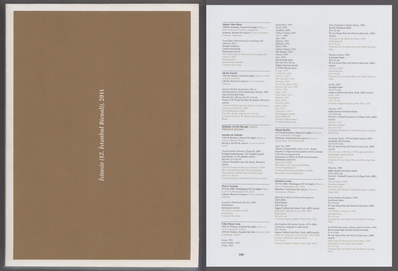 12th Bianel Katalog