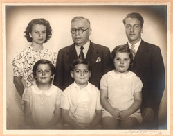 Moran Family, 1935