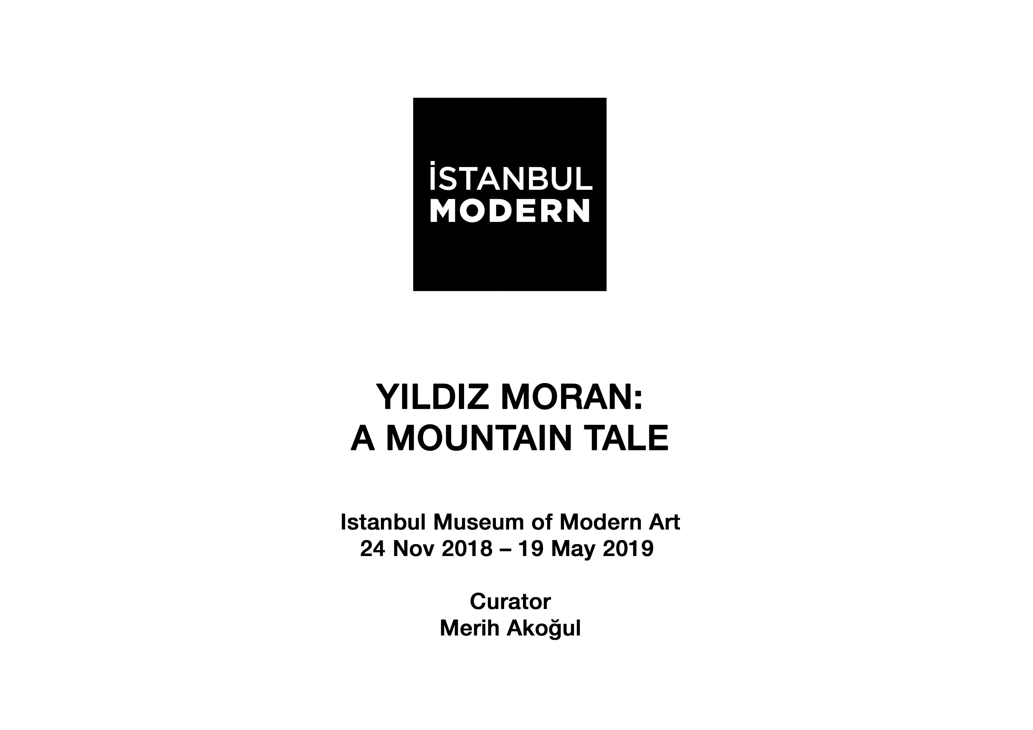 YILDIZ MORAN: A MOUNTAIN TALE