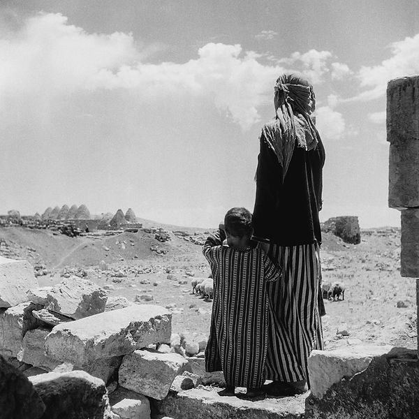 ​THERE / ORADA, Harran, Urfa, Turkey 1956