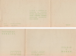 Invitation of II. Exhibition