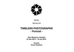 TIMELESS PHOTOGRAPHS