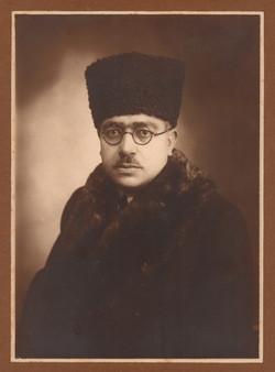 Ahmet Vahid Moran 1927