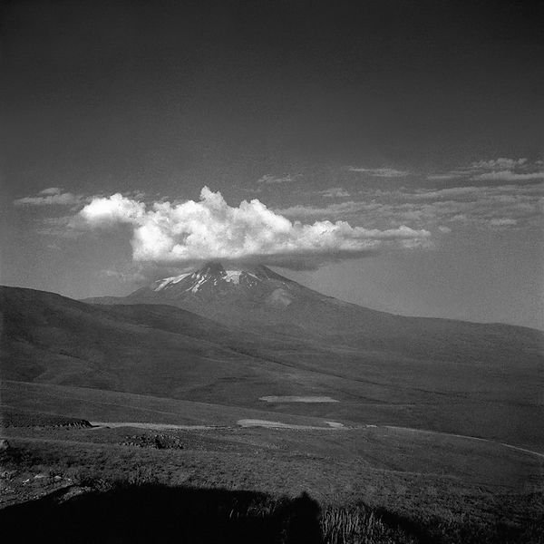 MOUNT ARARAT / AĞRI DAĞI, Ağrı, Turkey 1956