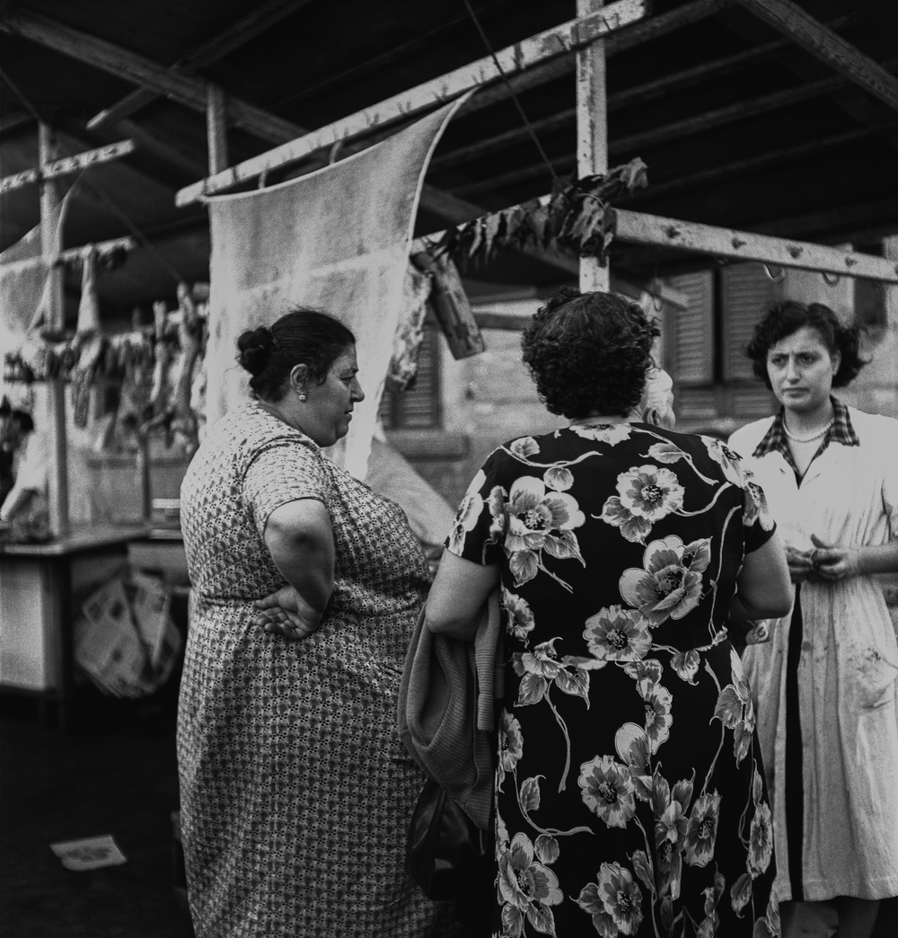 WOMEN IN MARKET / PAZARDAKİ KADINLAR