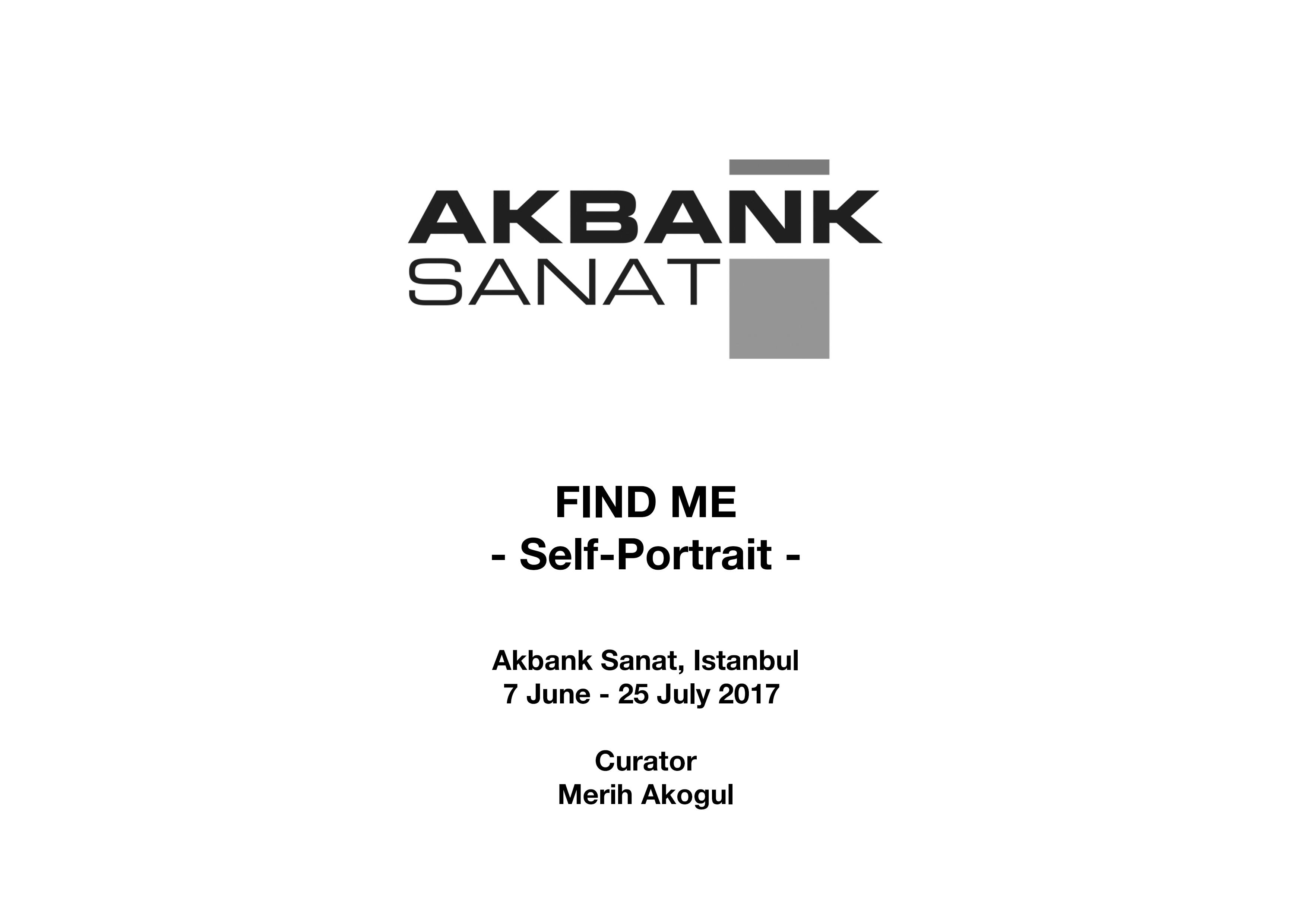AKBANK SANAT - FIND ME