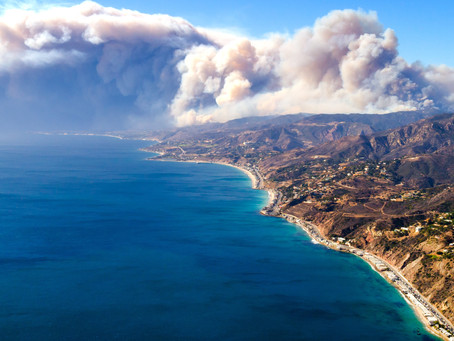 All Risk Shield's part in the Woolsey Fire, California