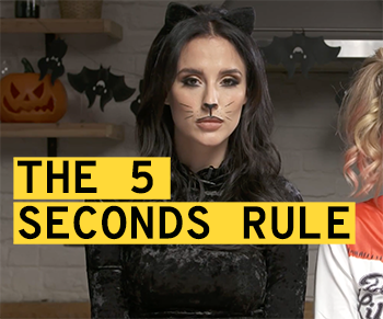 The 5 seconds rule