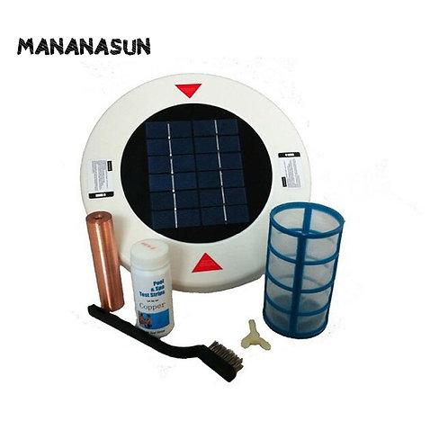 Natural Solar Pool Ioniser. Algae &  Bacterial  Killer. For Chlorine Free Pool