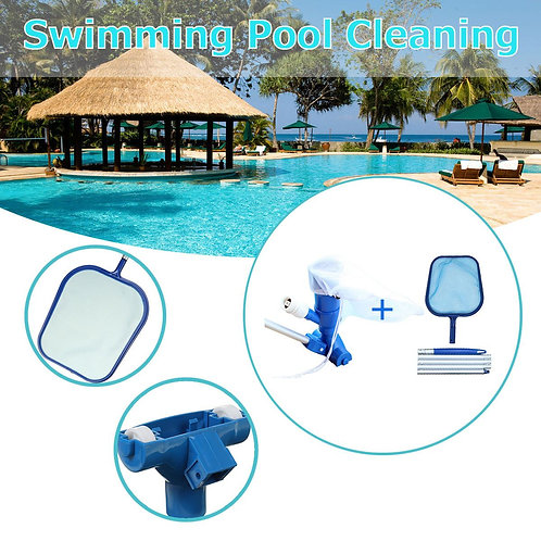Pool Vacuum Cleaner Cleaning Tool Suction Head Pond Fountain Vacuum