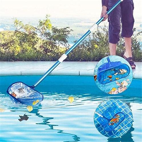 Swimming Pool Leaf Litter Scoop Net Pool Cleaning Equipment
