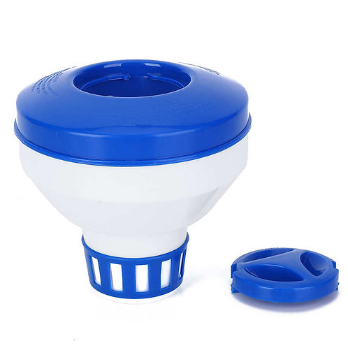 Swimming Pool Chemical Floating Automatic Chlorine tablet Dispenser
