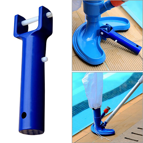 Pool Vacuum Head Handle Replacement V-Clip Pin Suction Cleaning Equipment