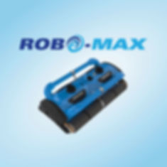 Robomax Commercial pool cleaning robot for big pools
