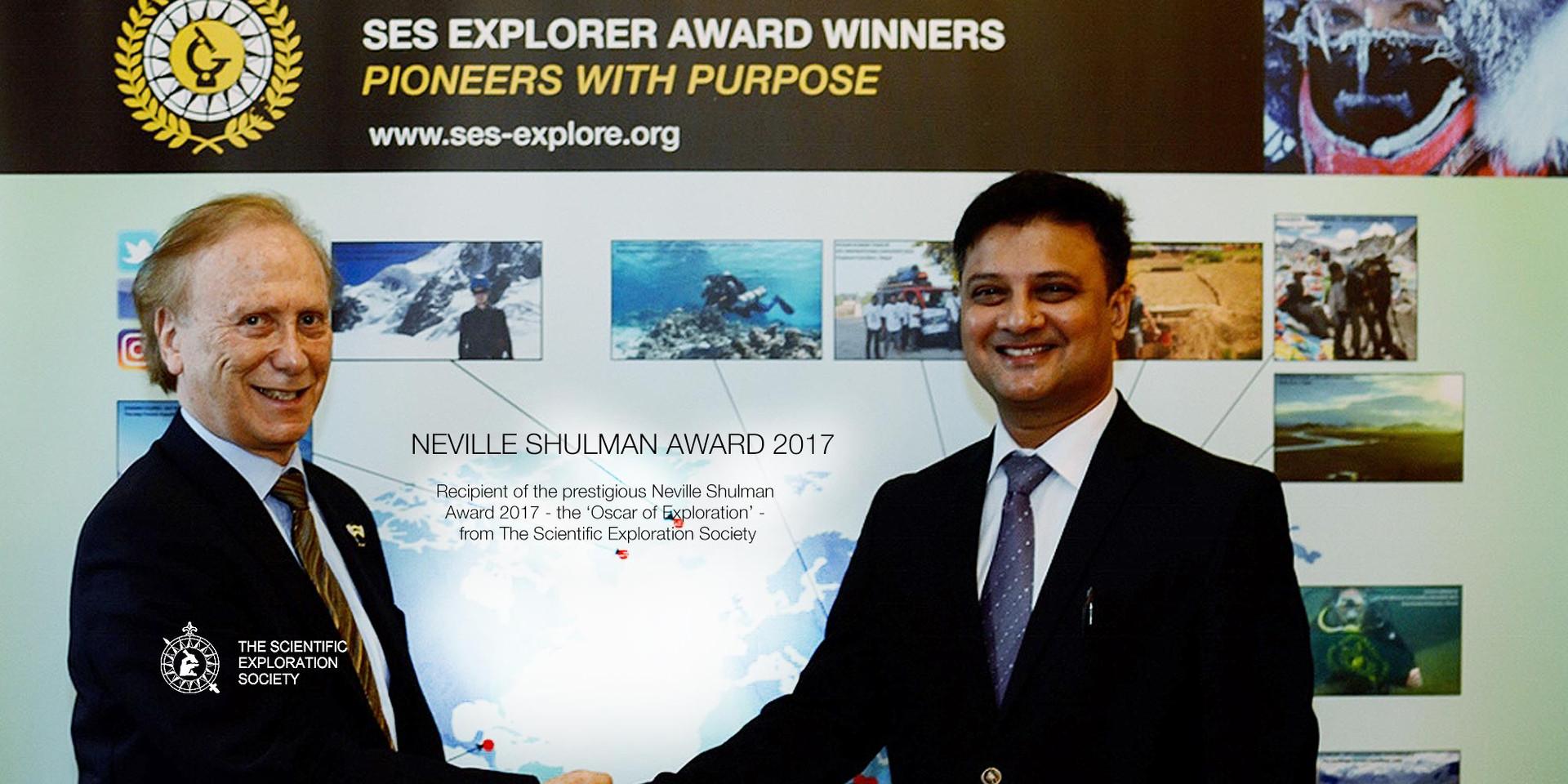 SES Award 2017