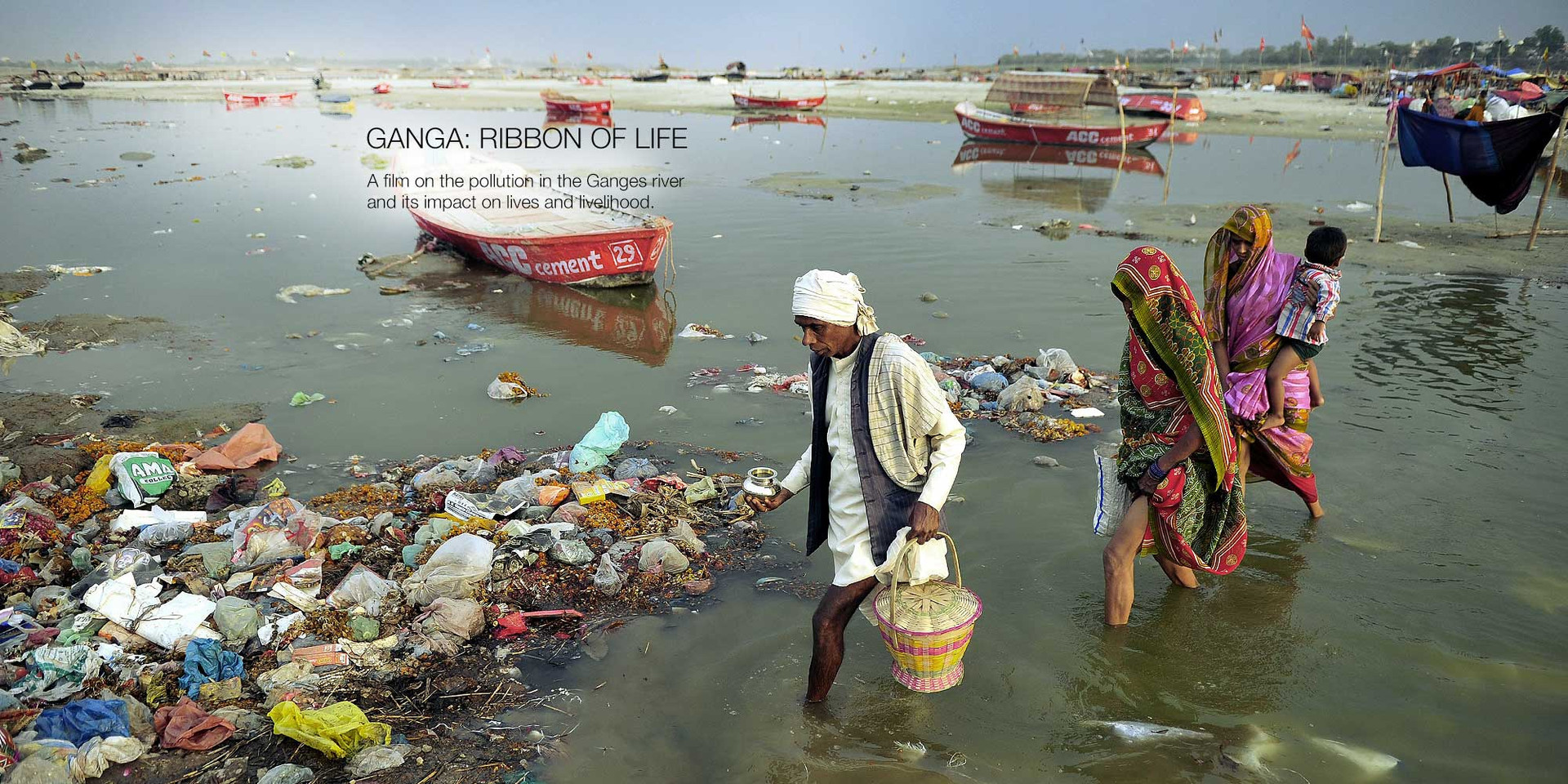 Ganga: Ribbon of Life