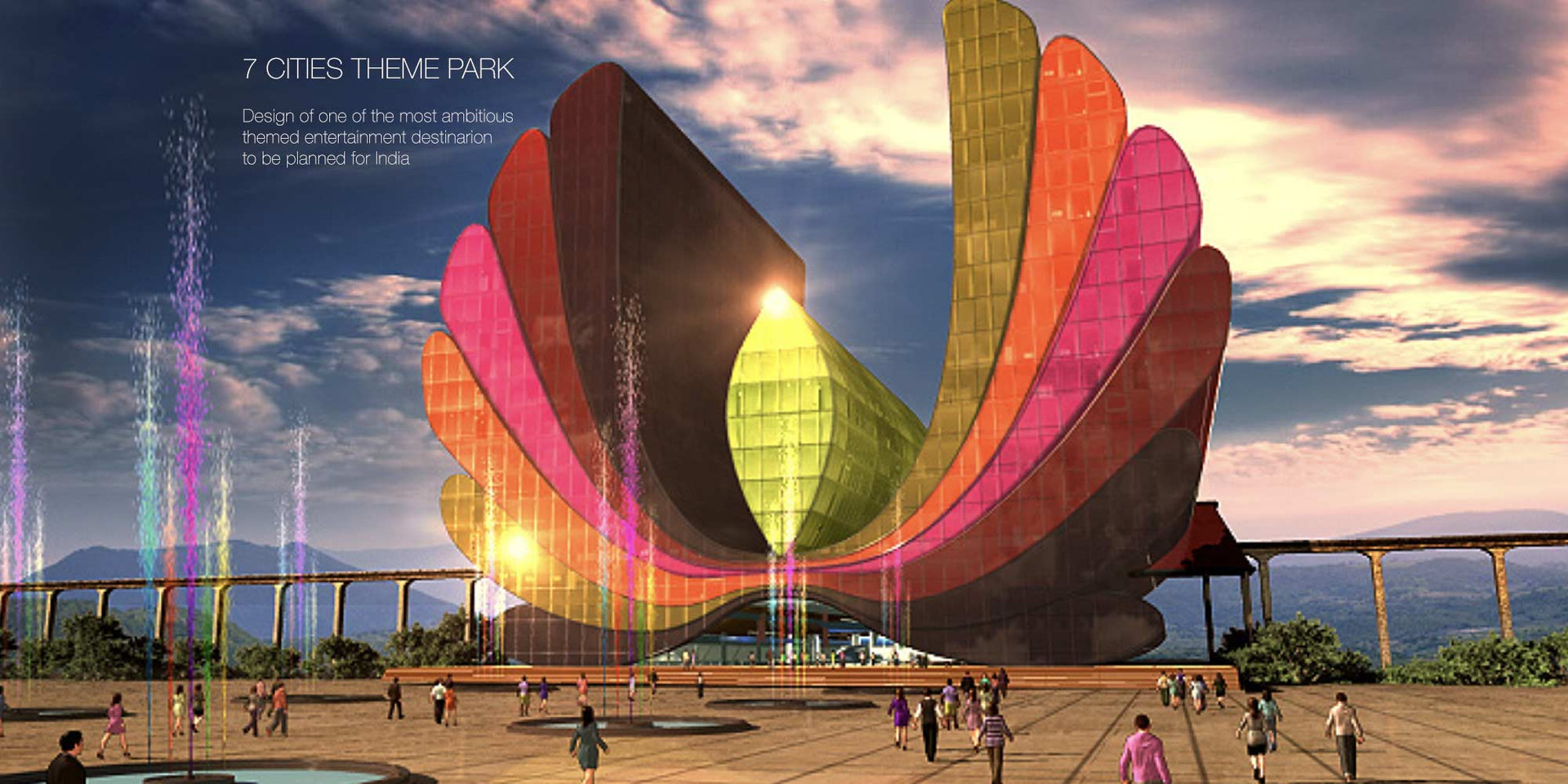 Seven Cities Theme Park