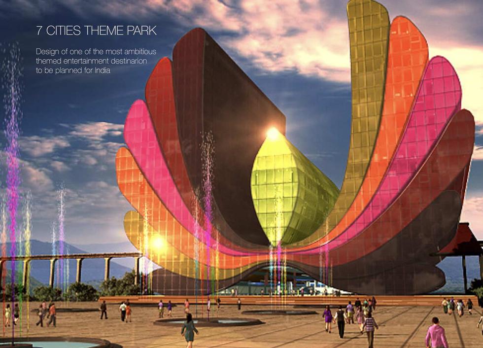 7 Cities Theme Park