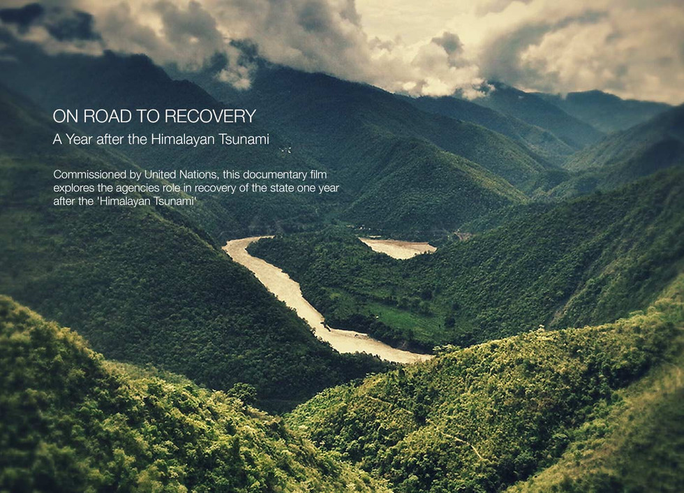 On Road to Recovery