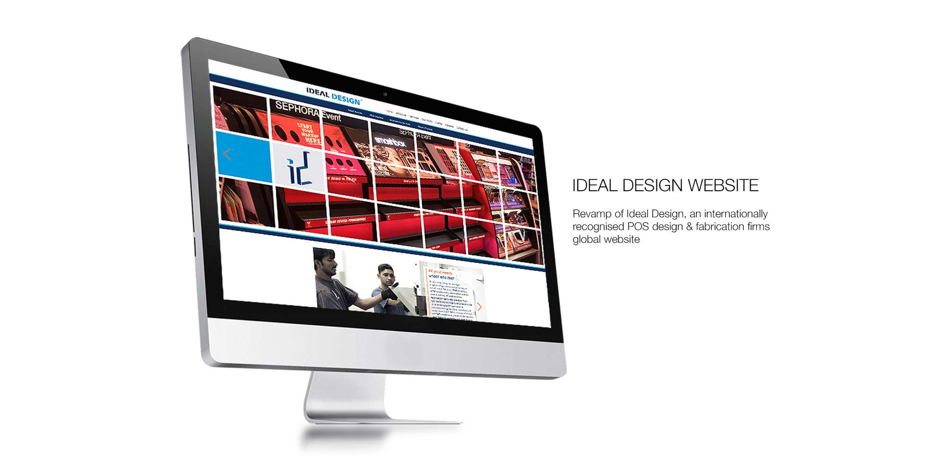 Ideal Design Website