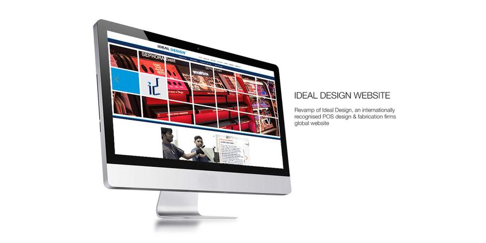 Ideal Design Website