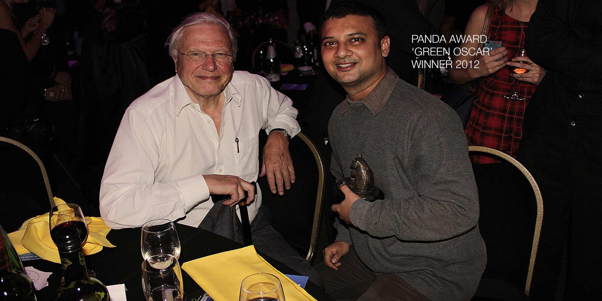 Panda Award 2012