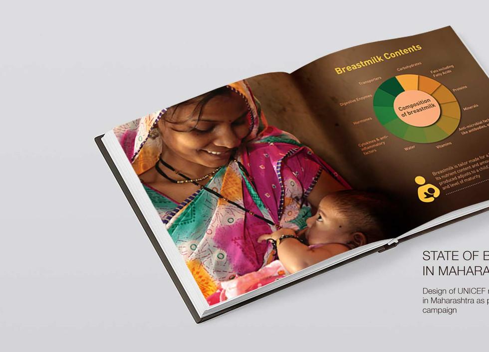 Status of Breastfeeding in India