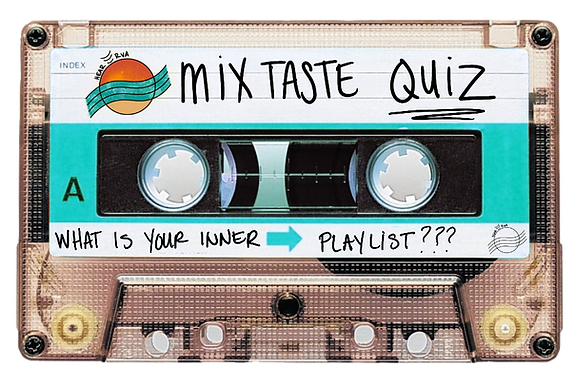 HearRVA mixtaste playlist quiz cassette tape
