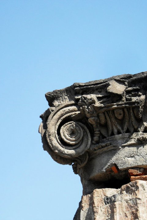 italy ruins