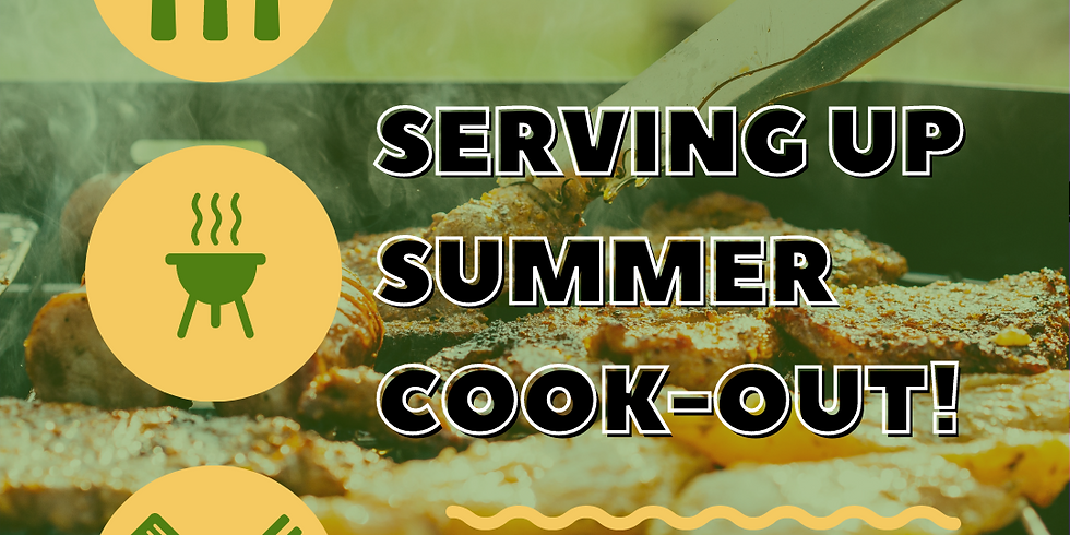 Serving Up Summer Cookout