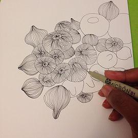 Rian L. Moses drawing